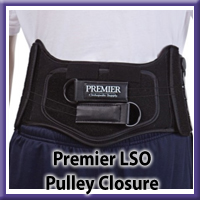 Premier LSO Pulley Closure